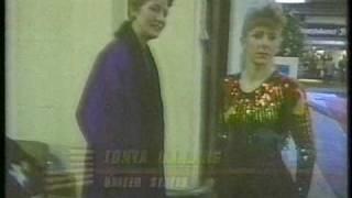 Profiles on Tonya Harding, Kristi Yamaguchi & Midori Ito - 1991 World Figure Skating Championships
