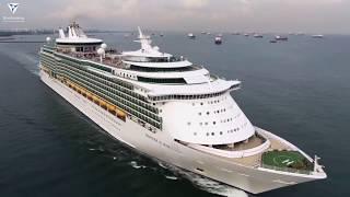 Hành trình tour du lịch trên tàu 5 sao Mariner of the Seas