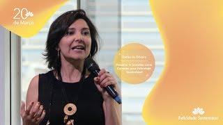 Chirles de Oliveira - Gratidão como caminho para a Felicidade Sustentável.