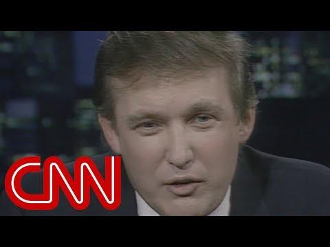 Доналд Тръмп 1987: Не искам, да съм Президент