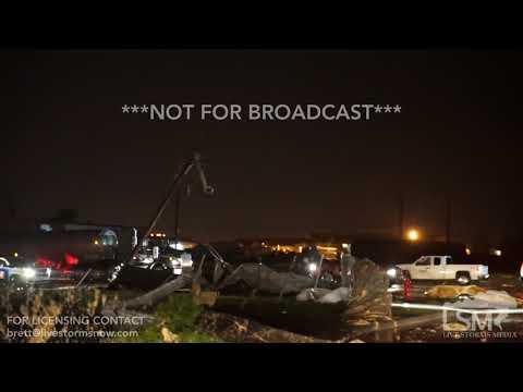 5-25-19 El Reno, Ok tornado damage