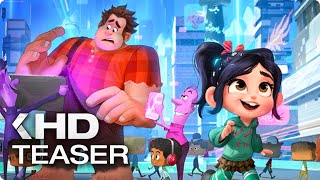 WRECK-IT RALPH 2 Teaser Trailer 2 (2018)
