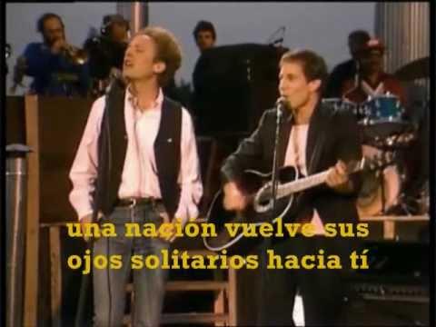 Simon & garfunkel- Mrs Robinson (subtitulos en español)
