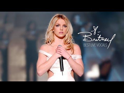 Britney Spears Best Live Vocals