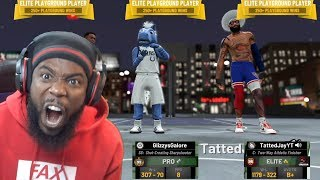 The WORST 99 Ovr Park Player In NBA 2K19 History!