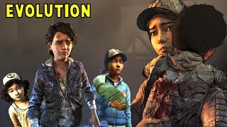 Clementine Telling Her Full Story in 10 Min - The Walking Dead The Final Season
