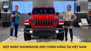 Đột nhập showroom Jeep chính hãng tại Việt Nam |Autodaily.vn|