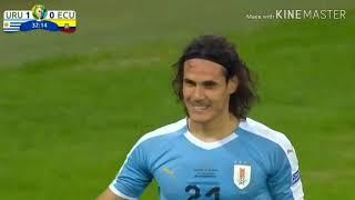 URUGUAY VS ECUADOR  4- 0 -TODOS LOS GOLES Y MEJORES JUGADAS HD
