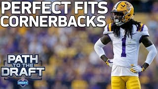 Cornerback Prospects Perfect Team Fits | Path to the Draft | NFL Network