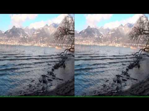 Les Grangettes en 3D (yt3d)