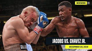 FULL FIGHT   Daniel Jacobs vs. Julio Cesar Chavez Jr. (DAZN REWIND)