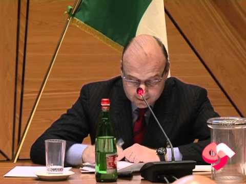 L'intervento di Luigi Perissich (Confindustria)
