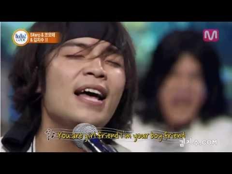 김지수 고등학교 시절 사랑  이야기+Who am I  (비틀즈코드2)