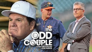 Pete Rose on Astros' Sign-Stealing Scandal: 'I didn't taint the game' - Chris Broussard & Rob Parker