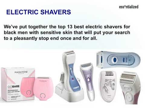 Best Rotary Shaver For Sensitive Skin