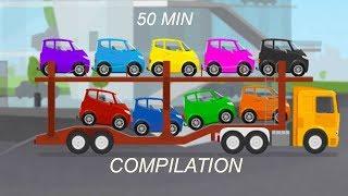 Compilation 50 min de dessins animés éducatifs de dr McWheelie