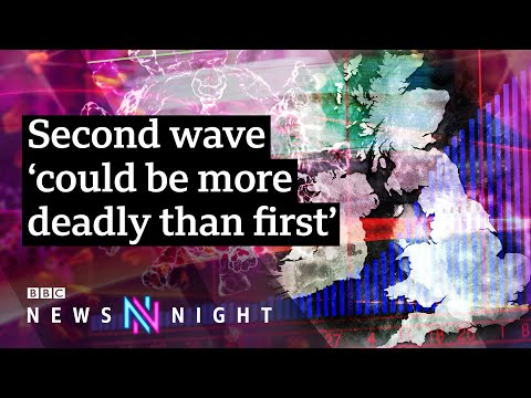 Coronavirus: What next as UK deaths rise and cases surge? - BBC Newsnight