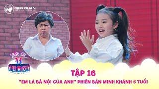 Biệt tài tí hon | tập 16: Bé Minh Khánh diễn
