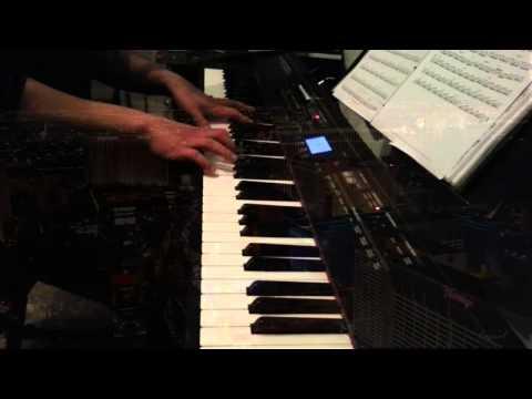 Ocean's twelve theme song - piano version