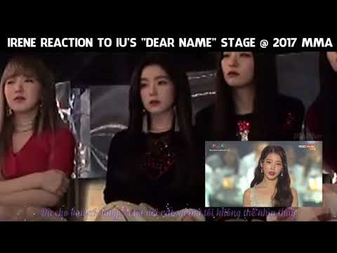 Irene reaction to IU's