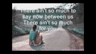 Michael Learns To Rock - That's Why You Go Away I Know (with Lyrics)