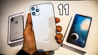 iPhone 11 Unboxing & Thoughts - Apple