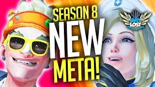 Overwatch - NEW META Predictions / Winners and Losers (Season 8 Meta Discussion)