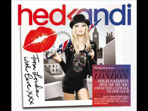 DJ Groover feat. Jelena Milosev - At Night (featured on HED KANDI World Series: London compilation)