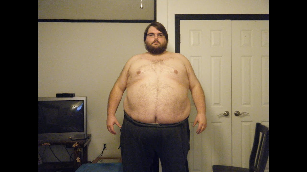 Obese Fat Guy 98