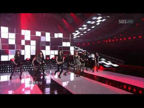 [TP]100502.소녀시대-Oh+Run Devil Run[인기가요]