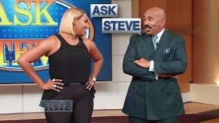 Ask Steve: Get rid of her!!! || STEVE HARVEY