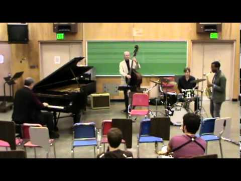 Hal Galper's Master Class - Where's Your Beat Center