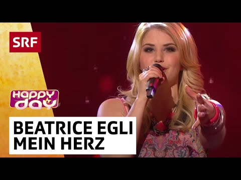 Baixar Happy Day - Schlager-Superstar Beatrice Egli mit «Mein Herz»