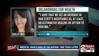 Medical marijuana in Oklahoma: one year later