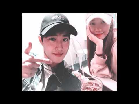 Baekhyun like to tease Suho for Eunji