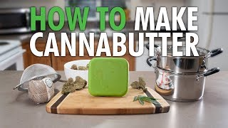 How To Make Potent Medical Grade Cannabutter