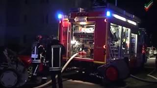NRWspot.de | Hagen-Haspe – Kellerbrand in der Höxterstraße, Sirenen kurz nach 2h