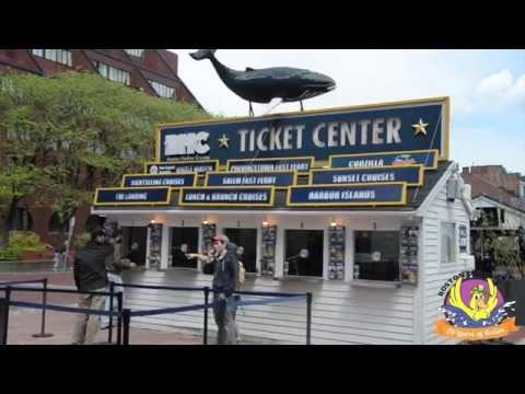 Central Wharf - Site Spotlight - Boston Duck Tours