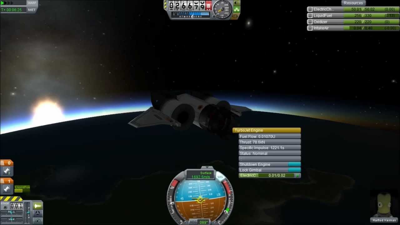 Kerbal Space Program Space Plane - Pics about space