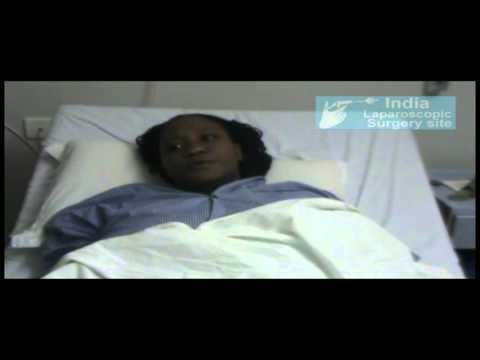 Nigerian Citizen Undergoes Laparoscopic Myomectomy in India with India Laparoscopy Surgery Site
