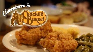 Adventures in Cracker Barrel