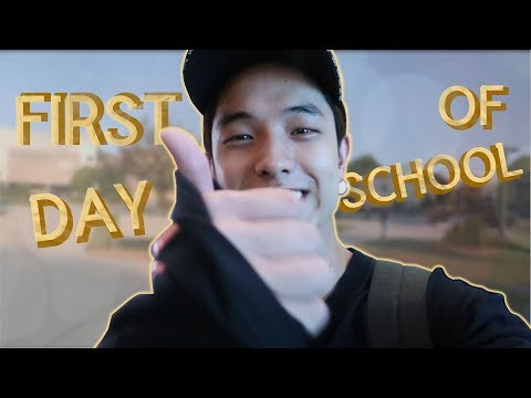 วันแรกในมหาลัยที่อเมริกา!!!! | KAYAVINE
