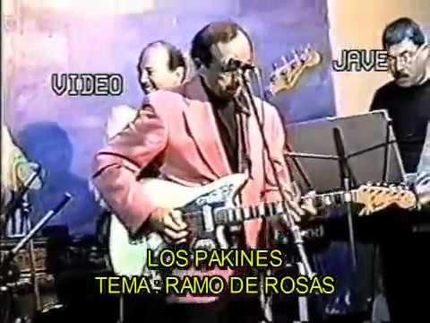 Los Pakines - Ramo de Rosas