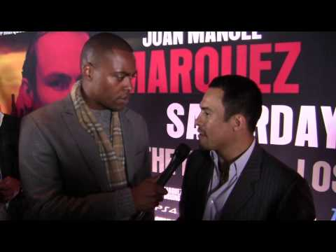 JUAN MANUEL MARQUEZ Changes Story; vs MANNY PACQUIAO 5 in Doubt?
