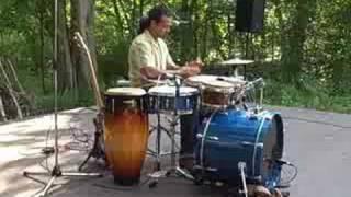 Michel DeQuevedo - Multi-percussion