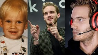 Decade of Pewdiepie, photos from my childhood