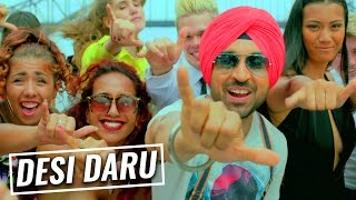 Desi Daru – Diljit Dosanjh – Sardaarji 2 Punjabi Video Download New Video HD