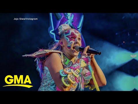 JoJo Siwa comes out as pansexual l GMA