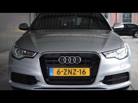Audi A6 Avant 3.0 TDI S-line Panoramadak Leer MMI Xenon 20
