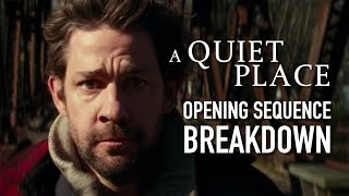 How A Quiet Place Creates Suspense - Opening Scene Breakdown